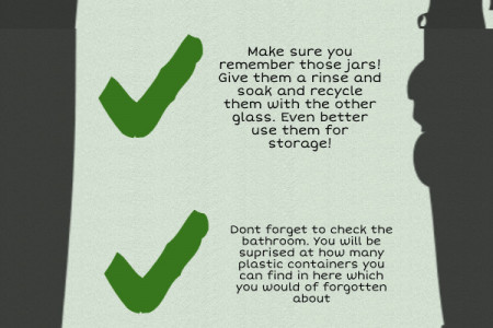 Easy Ways to Recycle Infographic