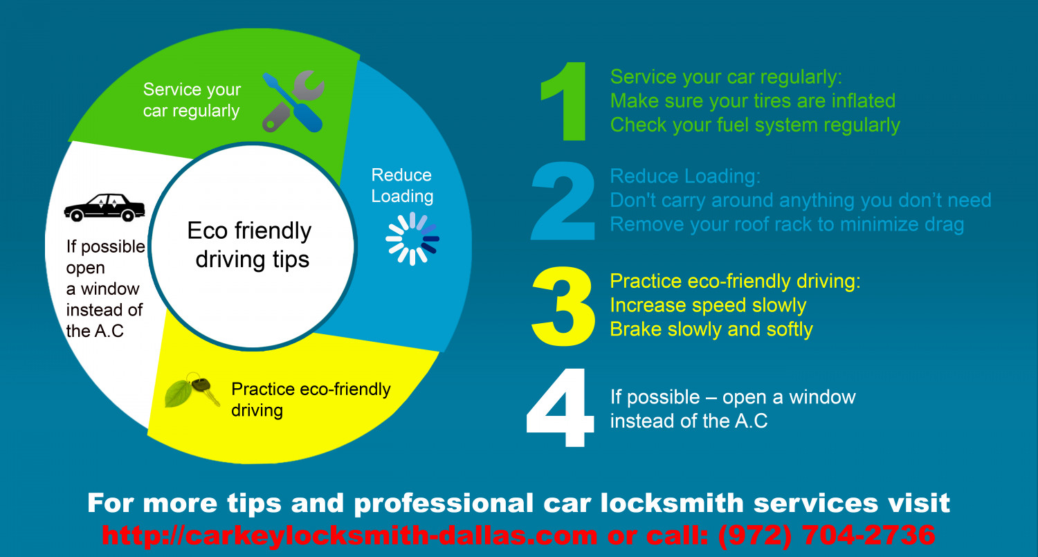 Eco Friendly Driving Tips
