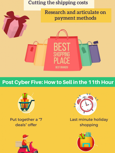 Ecommerce Checklist for Holiday Sales Infographic