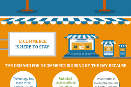 E-Commerce in India 2015 Infographic
