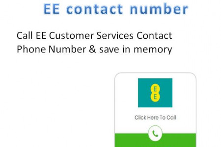 EE contact number Infographic