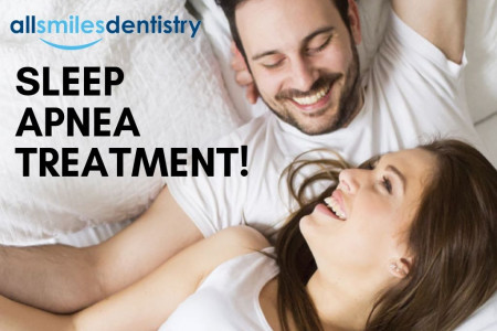 Effective Sleep Apnea Treatment at Affordable Cost Infographic