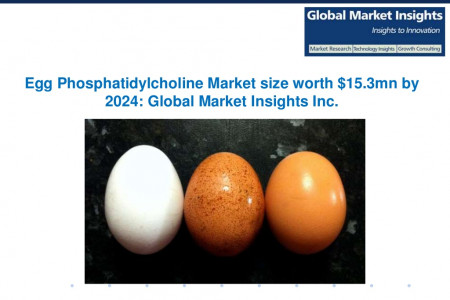 Egg Phosphatidylcholine Market size worth $15.3mn by 2024 Infographic