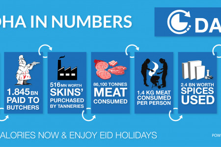 Eid-ul-Adha Pakistani  - Data Dive Infographic