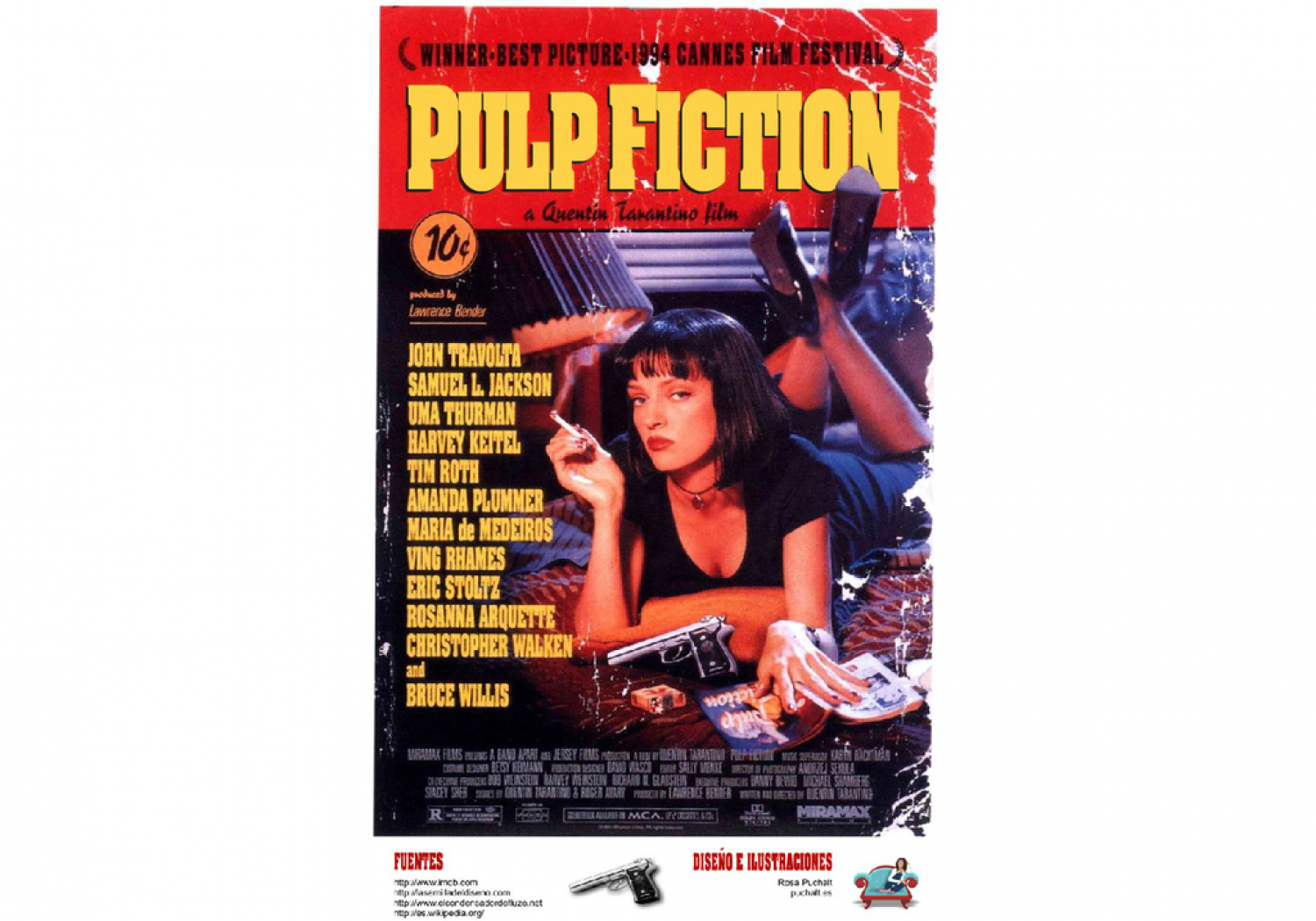 pulp fiction essay Essay on pulp fiction, by quentin tarantino - the movie pulp fiction, directed by quentin tarantino, contains violence, sex and drugs but is an underlying religious film the five main characters either follow the lord and are rewarded or they follow the devil and are punished.