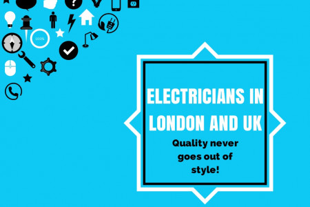 Electricians London Infographic