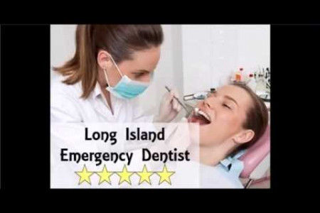 Emergency Dental Pros - Long Island Infographic