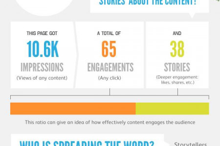 EMF Facebook Activity Infographic