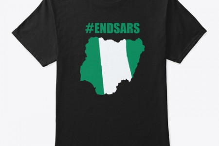 #Endsars T Products | Teespring Infographic