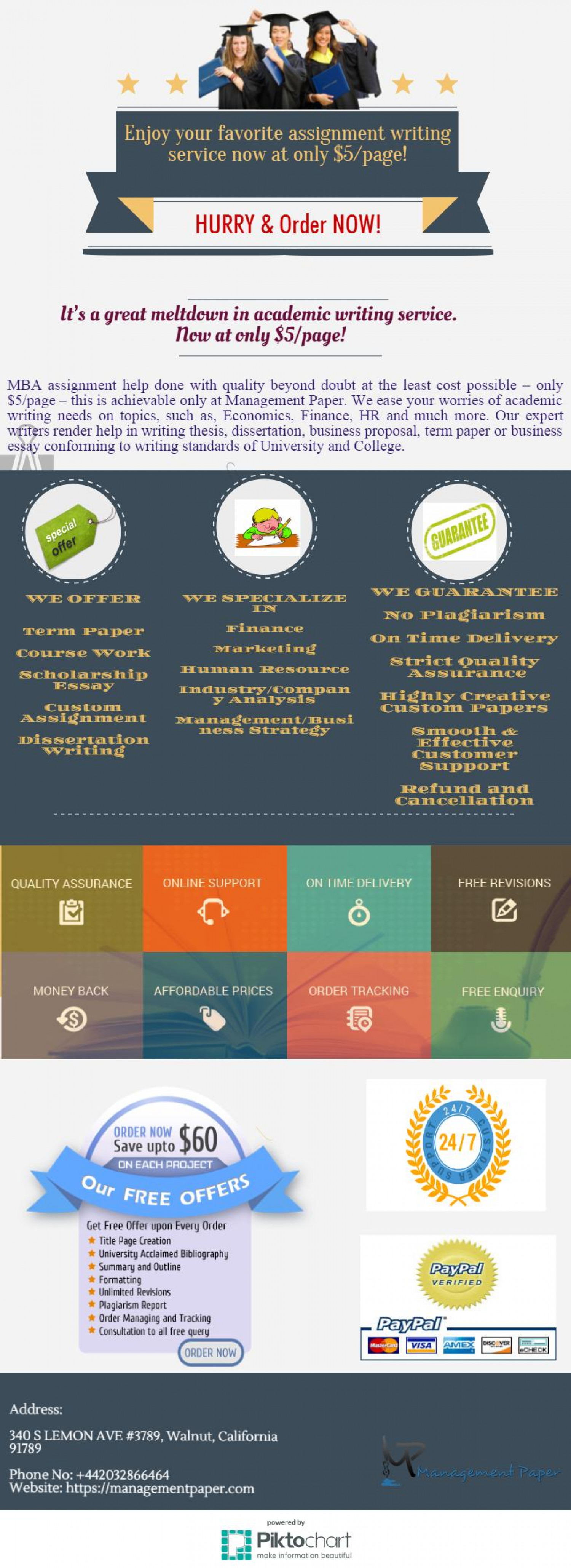 enjoy the advantages of academic writing service only at page enjoy the advantages of academic writing service only at 5 page infographic