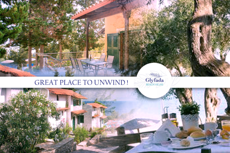 Enjoy The Holiday On The Poseidon's Love-Nest At Glyfada Beach Villas In Paxos  ! Infographic