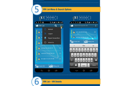 eNlight Cloud App Guidelines Infographic