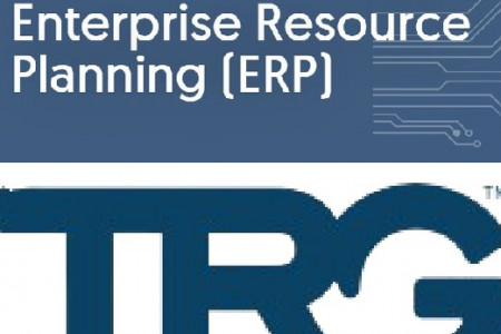 ERP System Software in South Africa Infographic