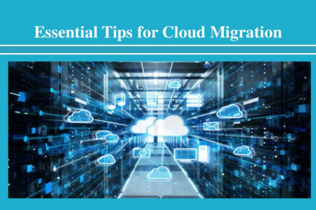 Essential Tips for Cloud Migration Infographic