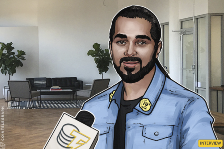 Evan Luthra interview with cointelegraph : Digital Assets Investment is Not For Everyone Infographic