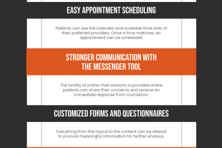 Every Thing You Need to Know About Counsol Practice Management Infographic