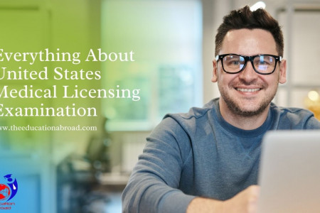 Everything About United States Medical Licensing Examination Infographic
