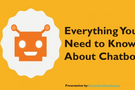 Everything you need to know about chatbots Infographic