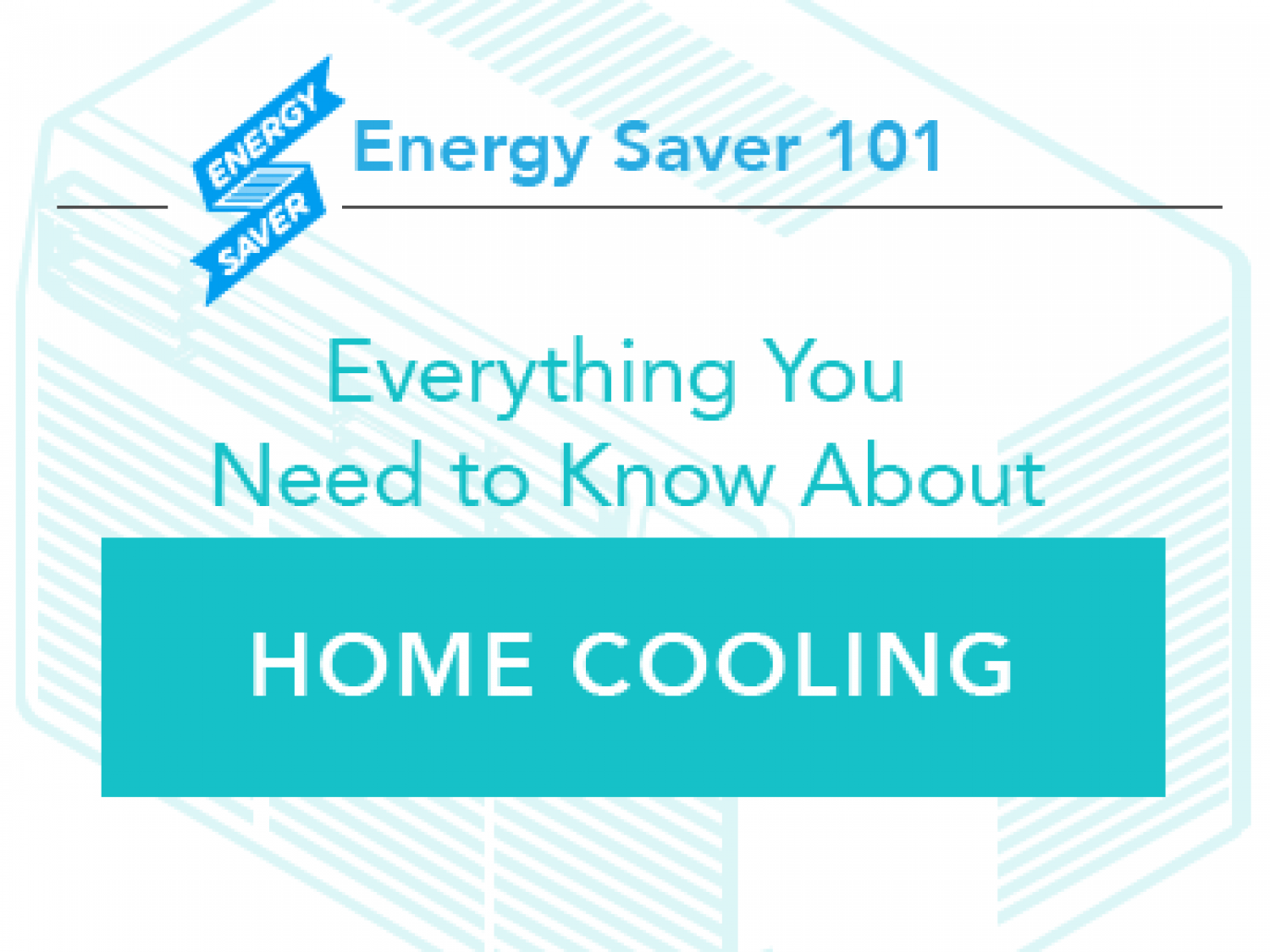 Everything You Need to Know about Home Cooling Infographic