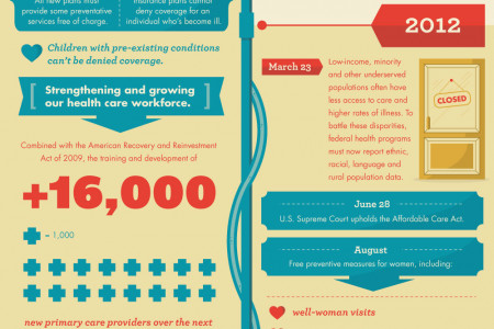Evolution of the US Health Care Industry Infographic