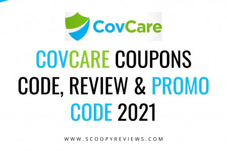 Exclusive 50% off COVCare Coupons Code & Promo Code 2021 Infographic