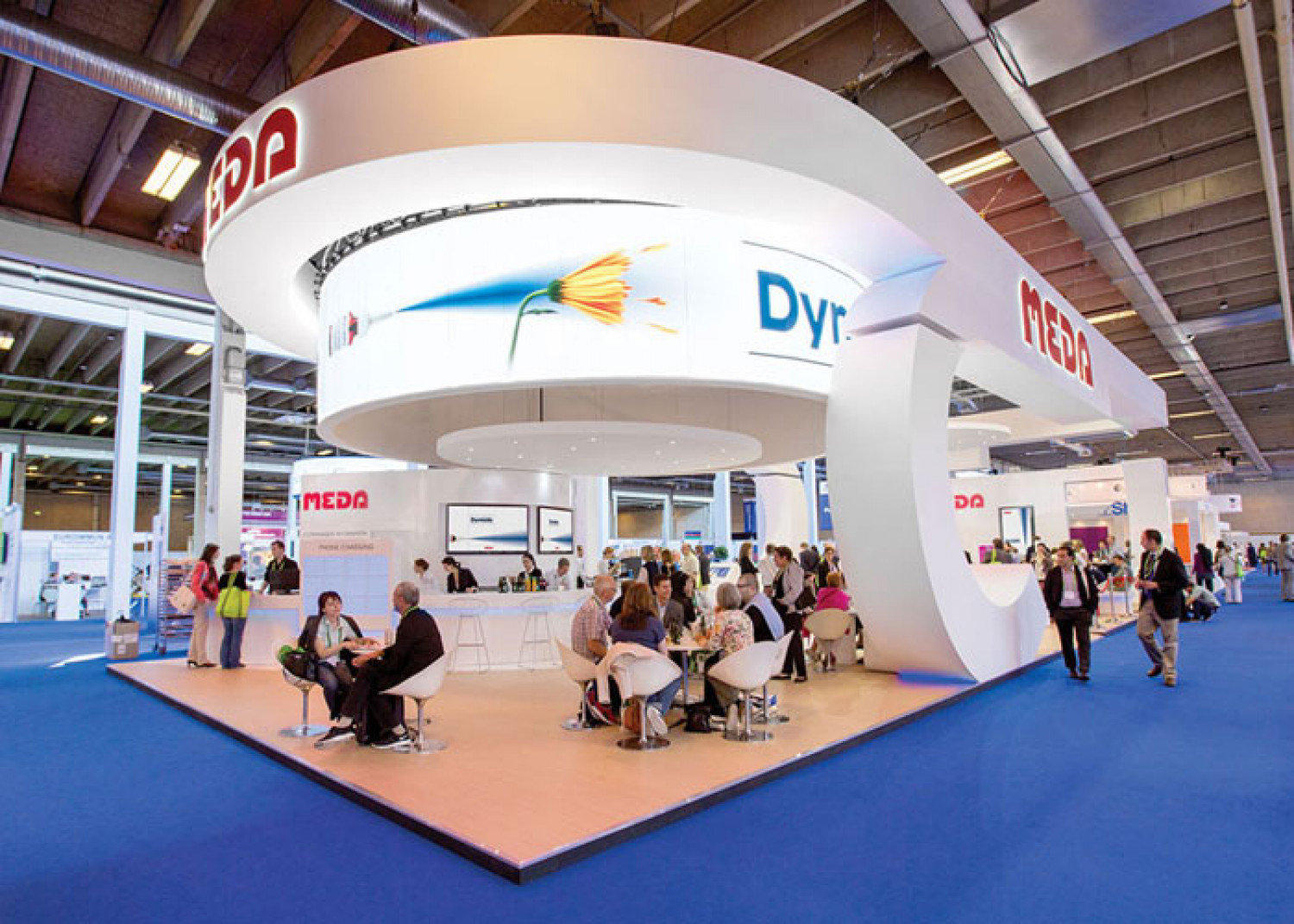 Exhibition Stand Companies in Dubai Infographic
