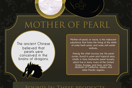 Exotic Materials: The Hallmark of William Henry Infographic