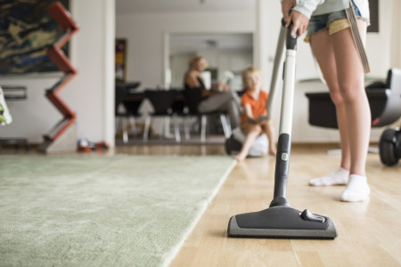 Expert Carpet Cleaning Infographic