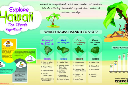 Explore Hawaii  Infographic