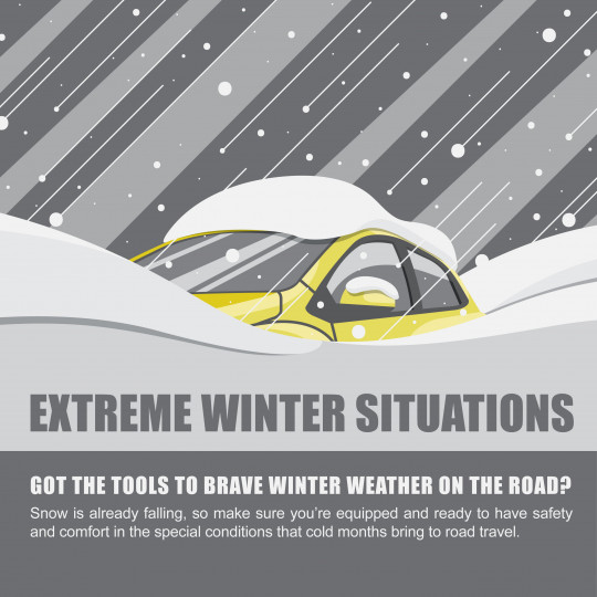 Extreme Winter Situations