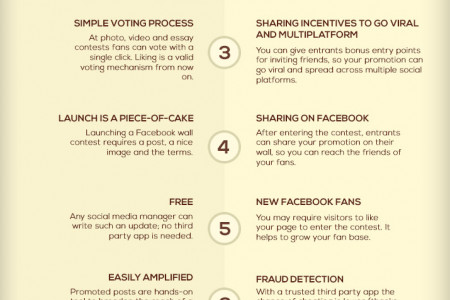 Facebook changes promotion guidelines - Timeline or 3rd party contests? Infographic