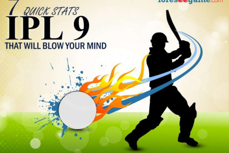 Facts about IPL 9 That You Would Love to Know Infographic