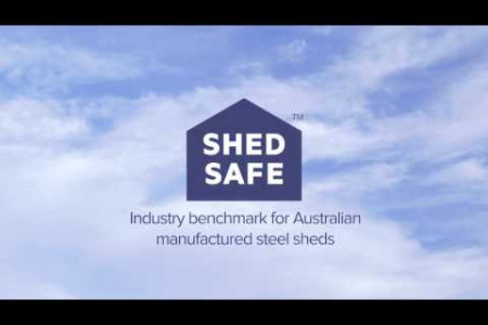 Fair Dinkum Sheds Shed Safe Accreditation Infographic