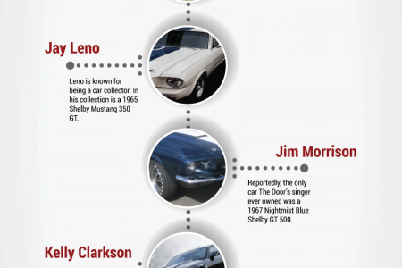 Famous Ford Users Infographic