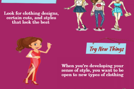 Fashion Tips Every Women Should Know Infographic