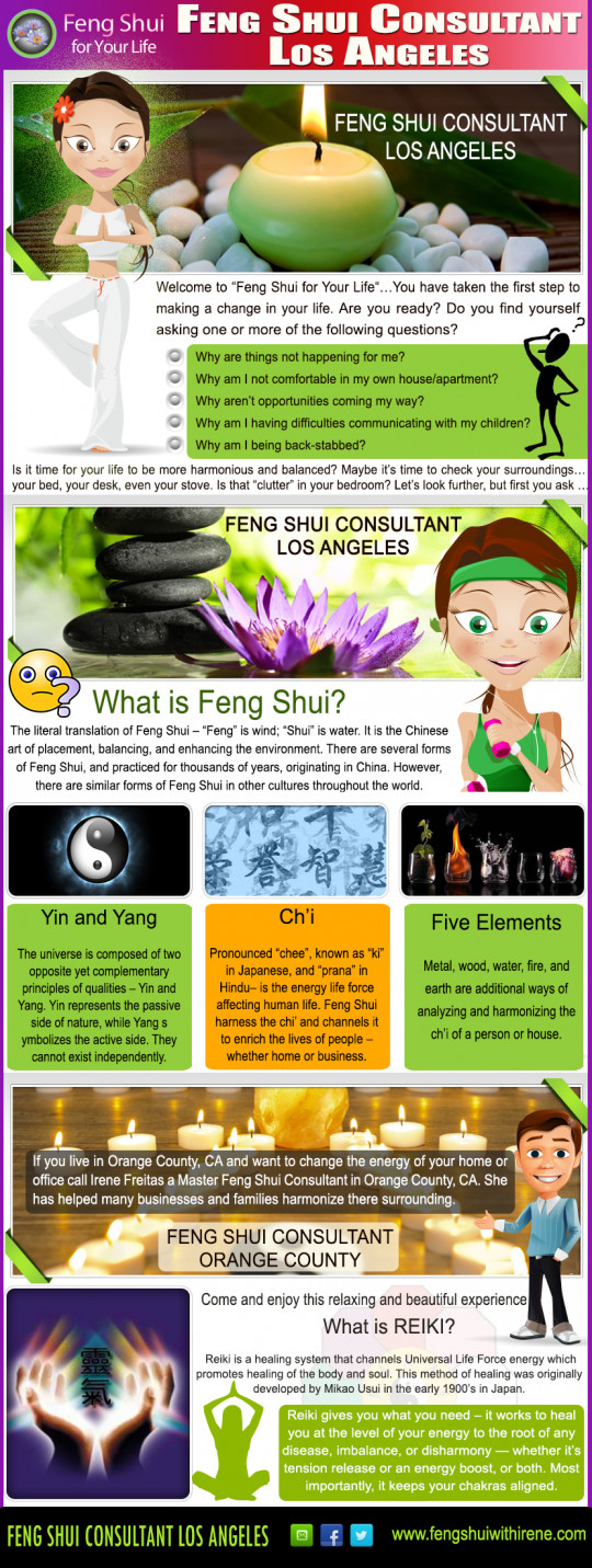 Feng shui consultant orange county feng shui consultant for Los angeles innovation consultants