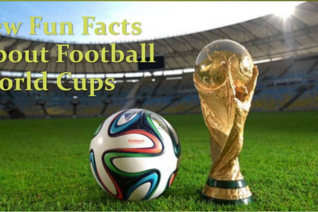 Few Fun Facts About Football World Cups  Infographic