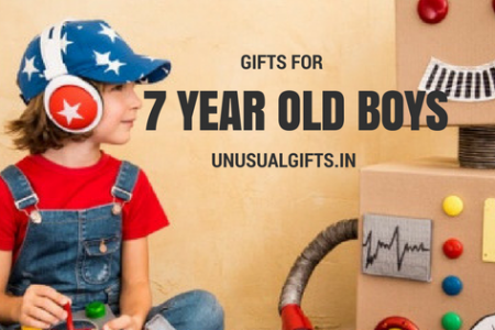 Few Unconventional Outdoor Gifts for 7 Year Old Boys for This Christmas! Infographic