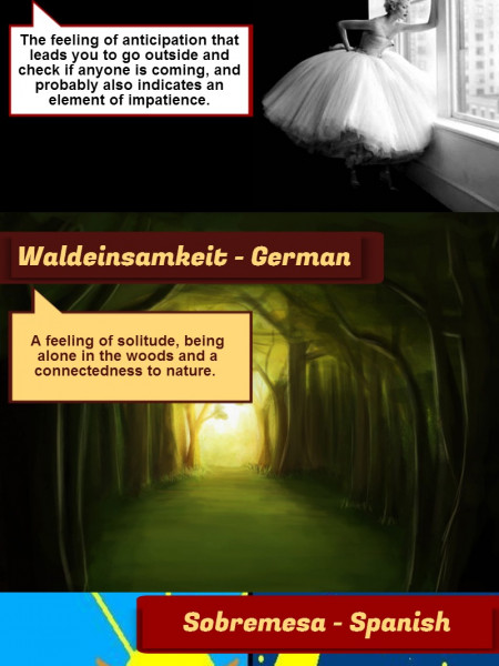 Few Untranslatable Words From Other Cultures  Infographic