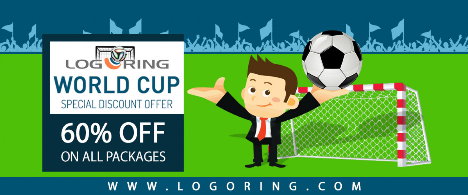 Fifa World Cup Banner 2014 by LogoRing Infographic
