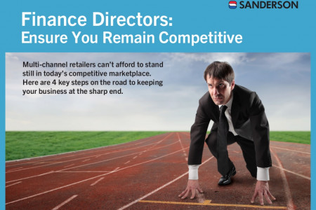 Finance Directors - Ensure You Remain Competitive Infographic