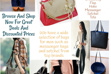 Find Designer Selection of Womens Handbags On Sale Infographic