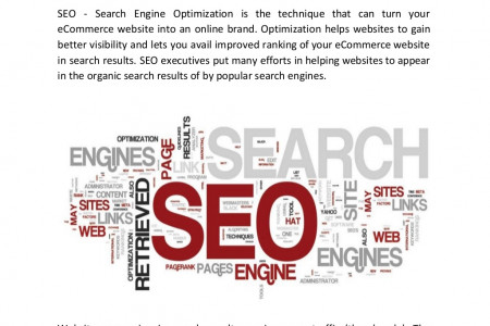 Find How can SEO Extend eCommerce Business Performance? Infographic