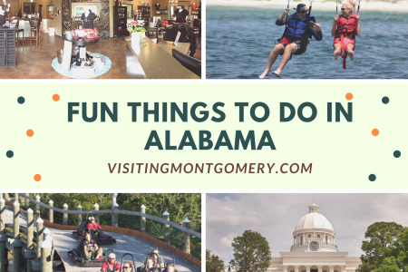 Find the hidden Things to do in Alabama Infographic
