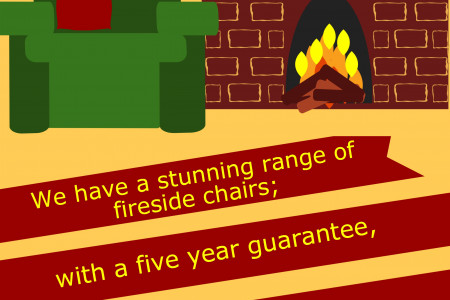 Fireside Chairs - Thorpes of Ilkeston Infographic