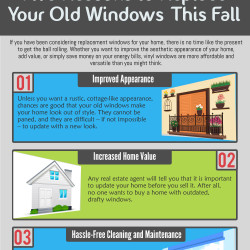 Five reasons to replace your old windows this fall - Reasons may need replace windows ...