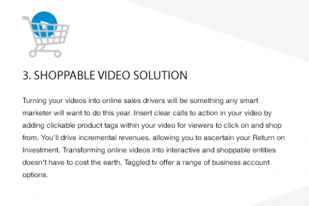 Five Video Marketing Must-Haves for 2015 Infographic