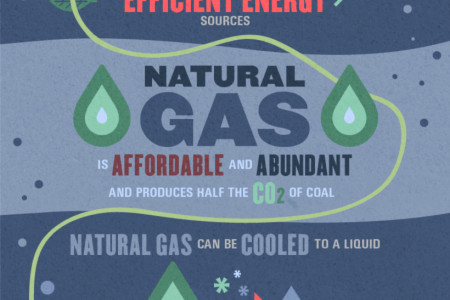 Floating Liquefied Natural Gas Infographic