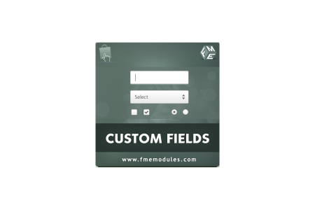 FME's Extra Checkout Fields Infographic