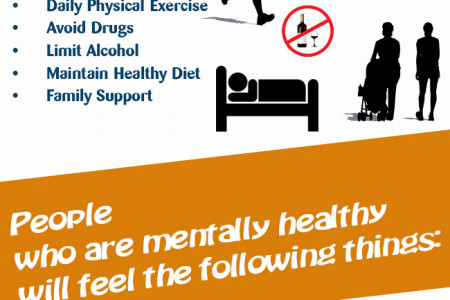 Follow These Path To Attain Good Mental Health Infographic